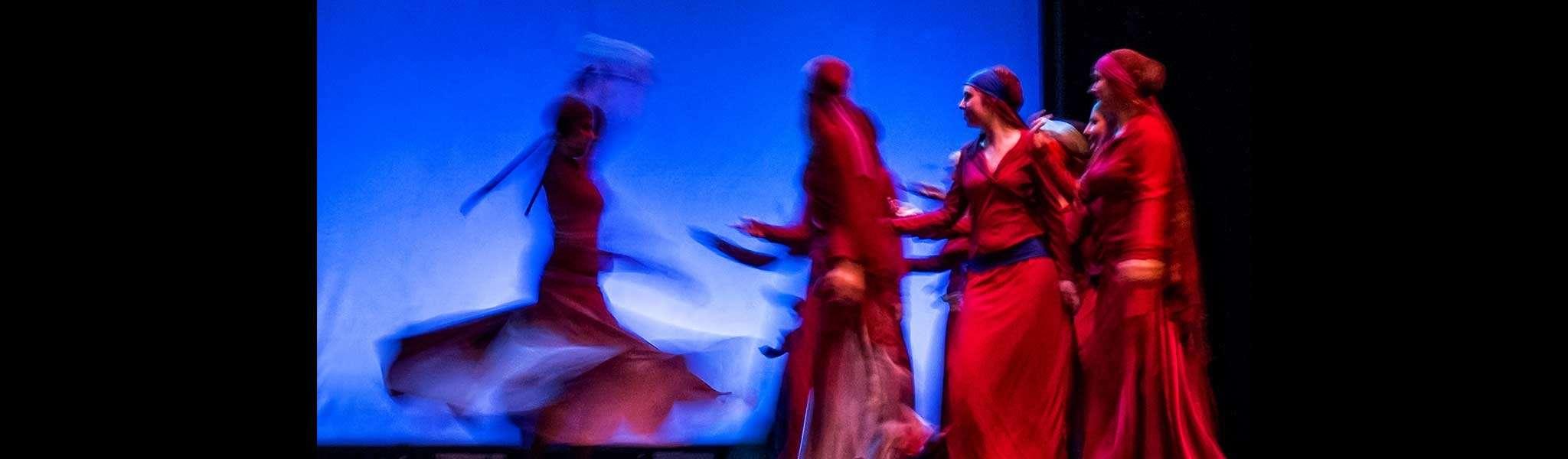 Danza orientale MoviMenti Studio