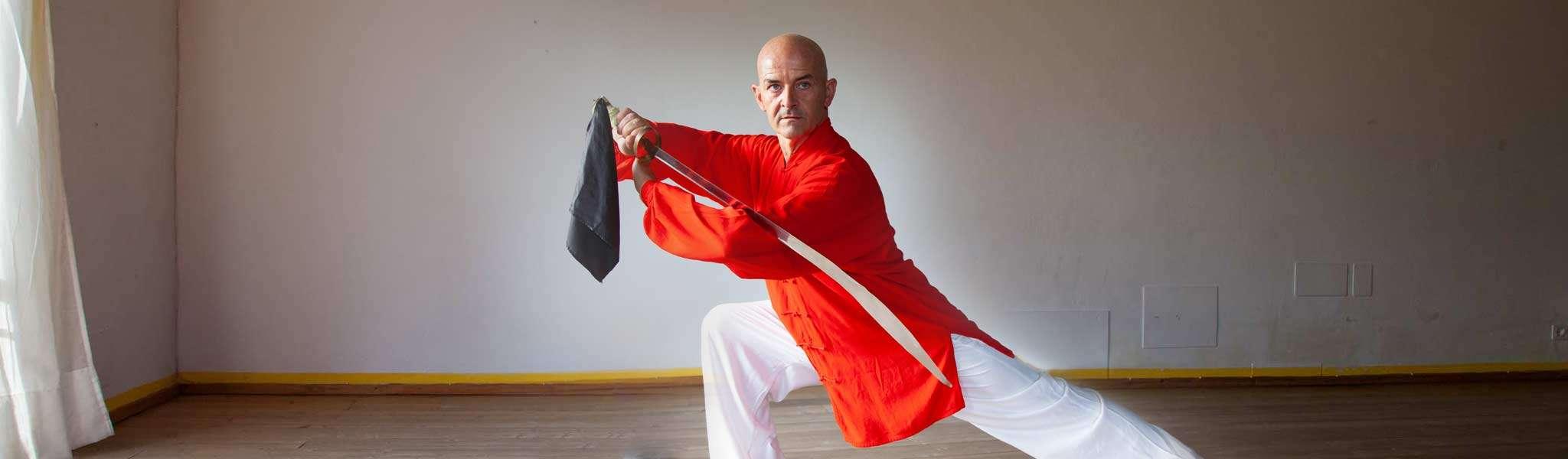 Wu Shu Kung Fu Movimenti